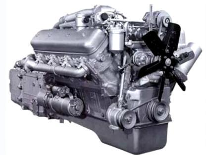 Изображение двигателя внутреннего сгорания