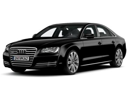 Фото новой Audi A8