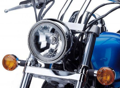 Фото спортивного мотоциклетного руля