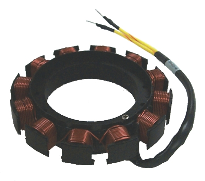 Изображение автомобильного статора
