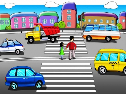 Нарушения правил дорожного жвижения