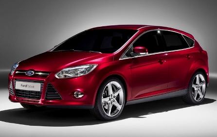 Новый Ford Focus 3