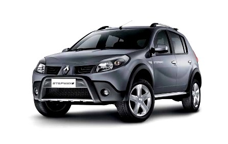 Фото нового автомобиля Renault