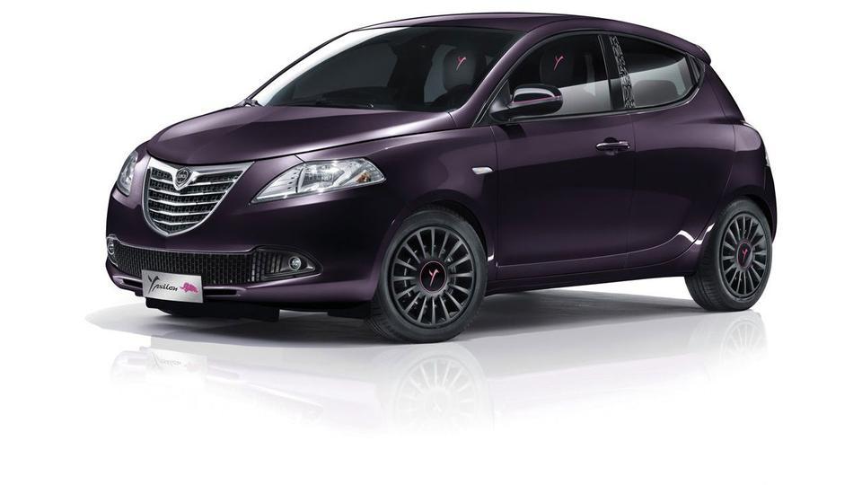 Lancia Ypsilon выиграла на европейском конкурсе дизайна автомобилей